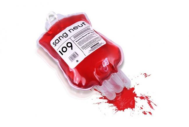 Du sang neuf chez 109Lab
